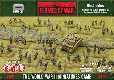 Flames of War: Obstacles BB130