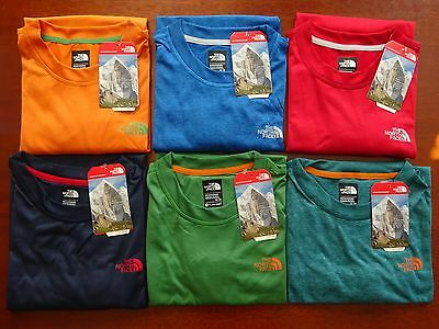 North Face Men's Horizon Short Sleeve Crew T Shirt NWT