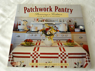 "Livre PATCHWORK "" PATCHWORK PANTRY "" THAT PATCHWORK PLACE"