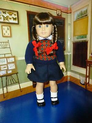 "American Girl Pleasant Company Molly Doll 18"" Pre-Mattel - Hungary"