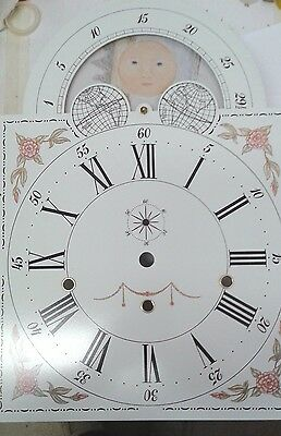 Westminster -Hermle Grandfather clock dial for 1161 movement