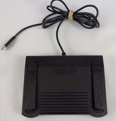 Infinity Usb In-Usb-1 Foot Pedal Computer Dictation Transcriber Office Black