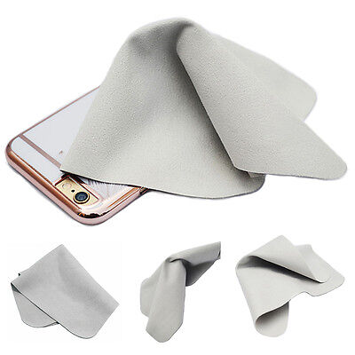 Anti-static Screen Glass Lens Cleaning Cloth Duster For Cellphone Pad Camera 603