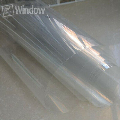 4MIL/Safety Clear Film/Window/Tint/Security/Solar/Long/Roll/Choice Size Vinyl