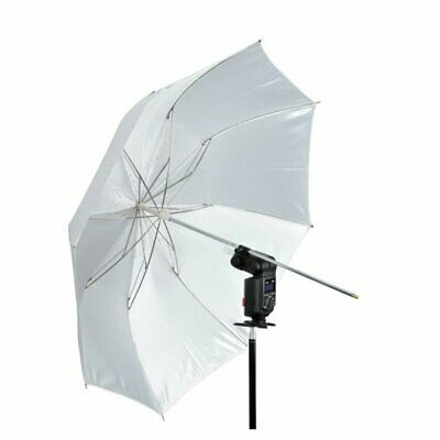 Godox 33''84cmTranslucent  White Soft Umbrella for Photography Studio Flash US