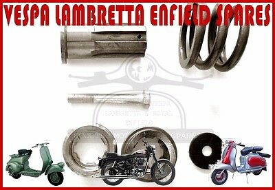 Gp Li Sx & Tv Crank Sleeve & Front Sprocket For Lambretta Scooters @aud