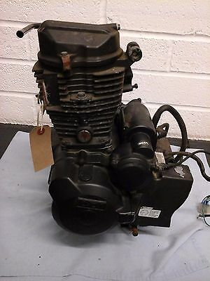 Tmec 125 enduro complete engine