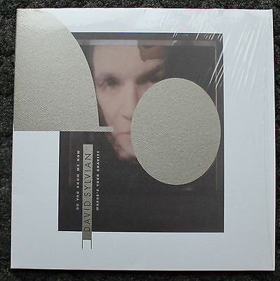 Brand New Signed David Sylvian 'do You Know Me Now?' Ten Inch Heavy White Vinyl