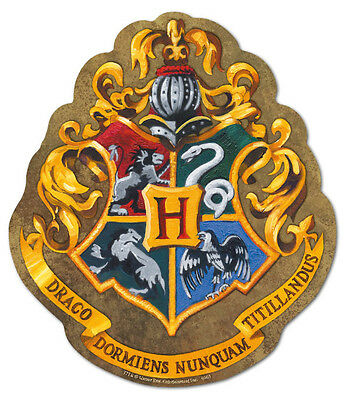 Harry Potter Hogwarts Crest Mousepad IT IMPORT ABYSTYLE