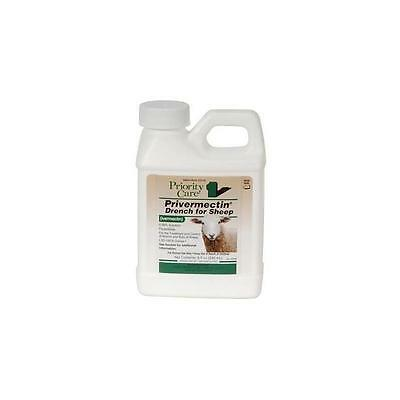 Ivermectin Oral Drench Wormer Sheep Parasite 240 ml