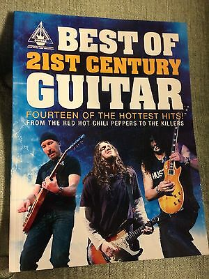 Best of 21st century guitare score partition tablatures accords
