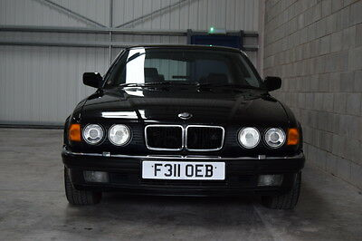 1989 e32 BMW 750iL, Lovely Original Car With An Incredible Service History File!