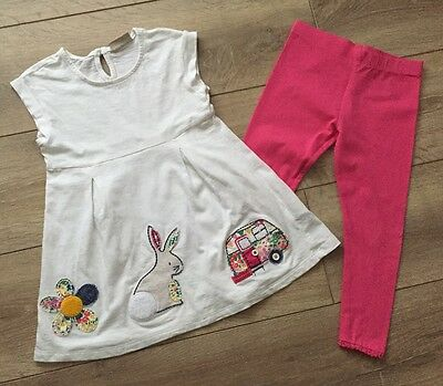 Next Tunic Dress And Leggings Age 3-4 Years