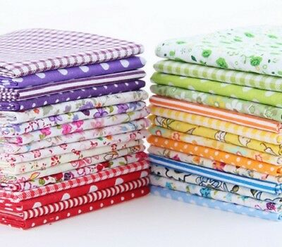 Charm Packs Patchwork Cotton Fabric Tissue Sewing Fabric 30 pcs/lot HGAC009