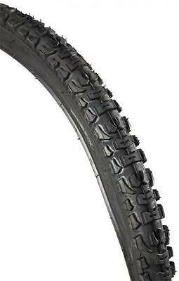 ON BIKE Copertura Nera 24 X 1,90 Mtb Mountain Bike Linea Standard Bici Ciclismo