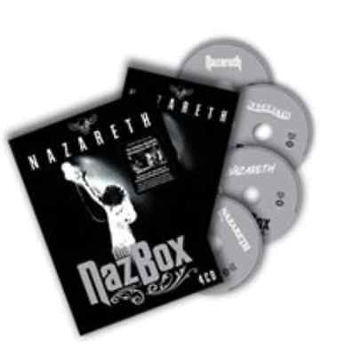 Nazareth-The Naz Box  CD / Box Set NEW