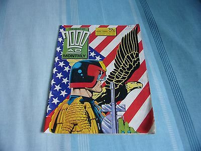 The Best of 2000 AD Monthly May 1988 number 32 used