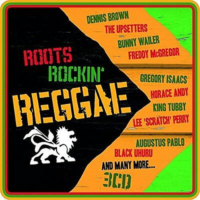 Various Artists-Roots Rockin` Reggae  CD NEW