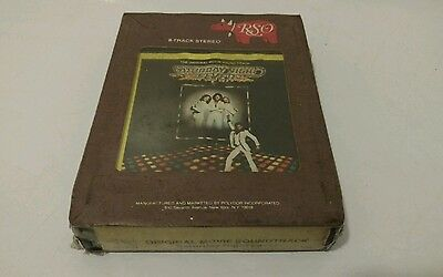 Saturday Night Fever 8 Track!! Sealed!! Rare!!  Fast Shipping... Vintage