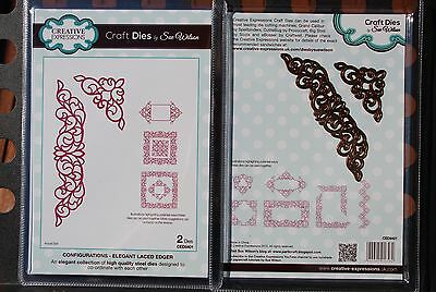 Creative Expression by Sue Wilson - cutting die for scrapbooking