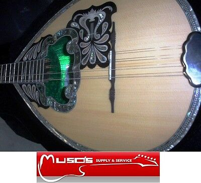 Bouzouki Sakis Matsikas 5T Petala. With hard case. Buy it now for $4999