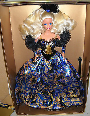 Barbie Regal Reflections Spiegel Special Limited Edition Issued 1992