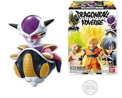 Bandai Dragon Ball Z Kai Adverge Advage Box Freeza Frieza Mini Figure NEW