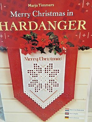 Marjo Timmers MERRY CHRISTMAS IN HARDANGER Booklet  2002