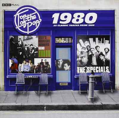 VARIOUS-Top Of The Pop 1980  CD NEW