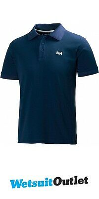 2016 Helly Hansen shirt Driftline Polo Navy 50584