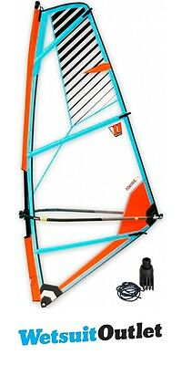 2016 Prolimit Power Kid kiddy windsurf Rig - The complete kit 2.8M