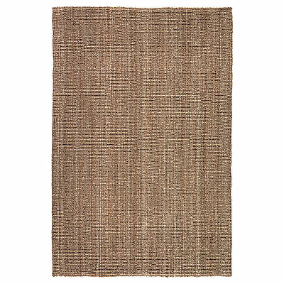 Rug, flatwoven LOHALS Natural 160x230 cm, 200x300 cm