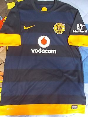 Maglia, jersey, trikot, camiseta Kaizer Chiefs 2013-14, Parker #25. South Africa