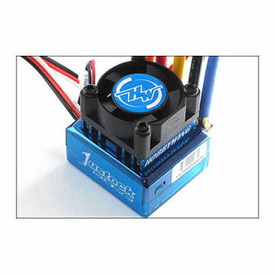 Hobbywing Justock - Club Spec Brushless Speed Controller - Blue - 45A - HW810200