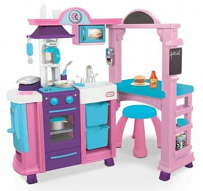 Tikes Kitchen & Restaurant - Pink - 48 hour Delivery