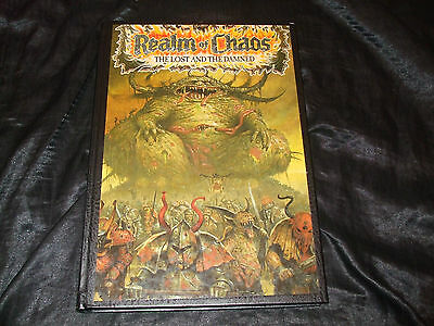 Realm of Chaos - The Lost and The Damned -
