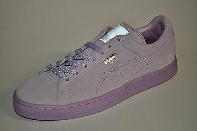 Puma Suede Classic 36210101 Mono Ref Iced Lead Orchid Bloom Silver