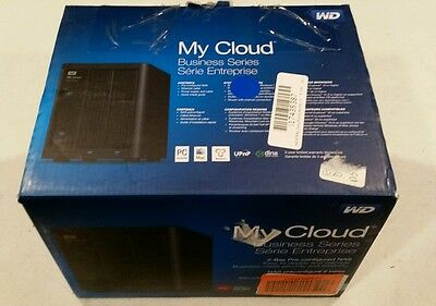 WD My Cloud Business Series DL2100, 0TB, 2-Bay Diskless NAS