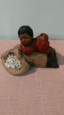 BABY BOONE Figurine Miss Martha Holcombe God is Love 1987 All God's Children
