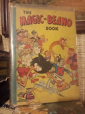 Magic Beano/No 1 / 1943 / TBBT clear / Ultra Rare in this condition