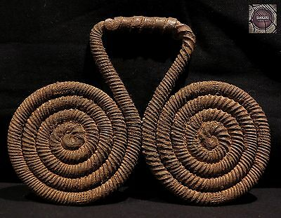 Old Double Spiral Currency – FALI / CHAMBA – Northen Cameroon
