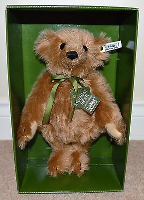 Harrods 1990 Musical Bear Original Steiff 1905 Bear Limited Edition Certificate