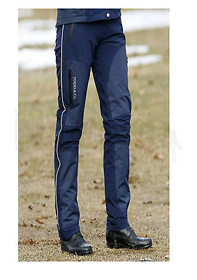 Mark Todd Womens Reinga Waterproof Over Trousers - Size 16