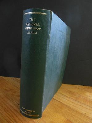USA : Old time collection in Scott Specialty album from 1857-1985 Lots of Better