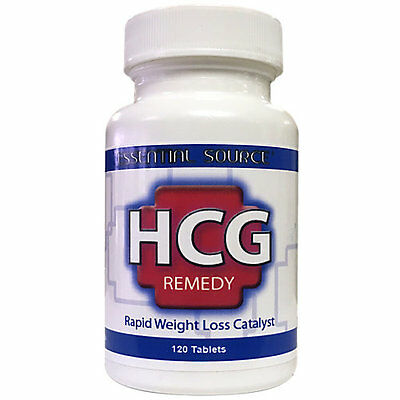 Essential Source HCG Remedy - 120 Tablets