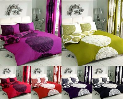 Manhattan Reverse Design Duvet Covers Quilt Covers and Bedding Sets All Sizes