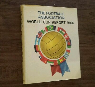 The Football Association World Cup Report 1966, Harold Mayes, first edition book