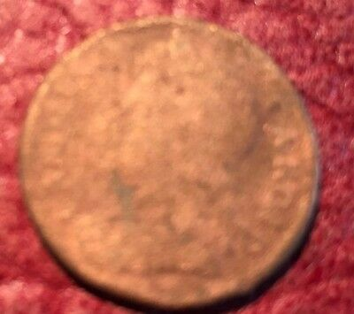 Antique Charles Ii Copper Farthing -  Job Lot 213