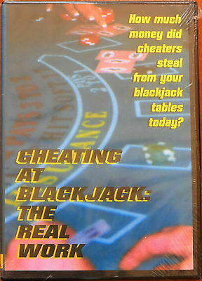 Cheating at Blackjack DVD by World Famous Casino Cheat Dustin Marks Win Big $$$