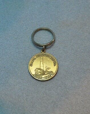 Vintage 1886-1986 100 YEARS Sears Roebuck Co KeyChain